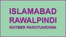 Islamabad/Rawalpindi data